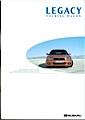 2001 Legacy Touring Wagon