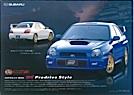 2001 Impreza WRX STi Prodrive Style
