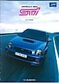 2002 Impreza WRX STi Limited