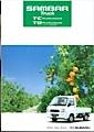 2005 Sambar track special edition models TC · TB Professional