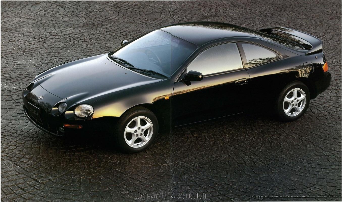 Toyota Celica 1994 GT-FOUR T200 - JapanClassic