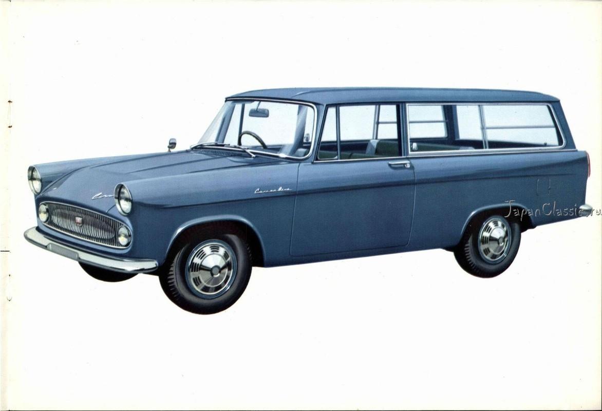 Subaru Pickup Truck 2018 >> Toyota Corona 1960 LINE PICKUP T20,T30 01 - JapanClassic