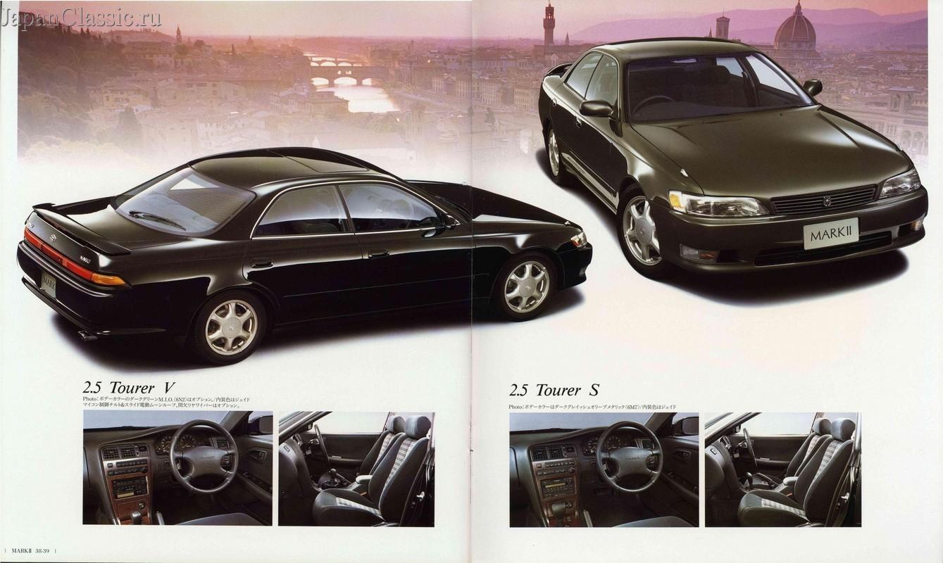 Toyota Mark II 1992 X90 - JapanClassic