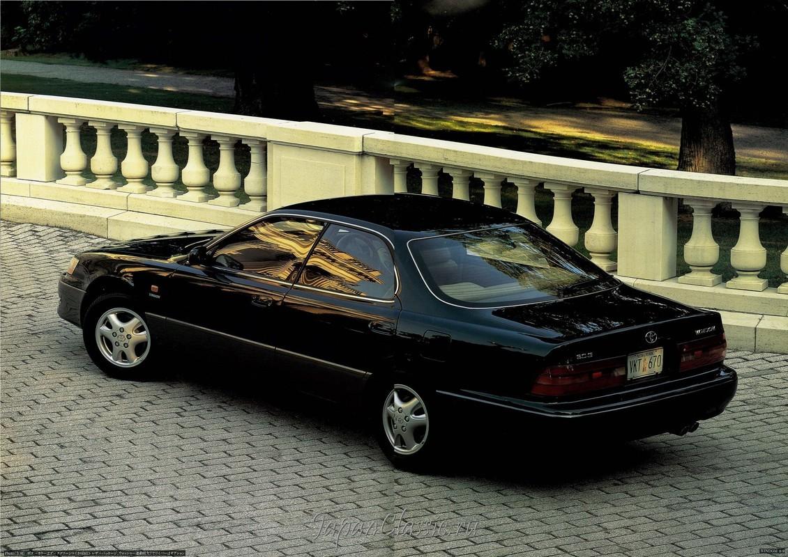 Toyota Windom 1991 MCV20 - JapanClassic